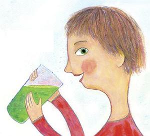 green-smoothie-child