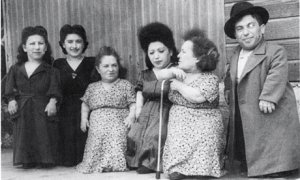 The Ovitz family