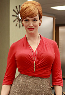 Christina Hendricks, Mad Men - AMC