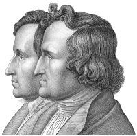 Portrait Brothers Grimm
