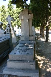 Santiago Ramon y Cajal's tomb, Madrid - 02