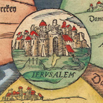 Bunting-World-Map-Jerusale-red