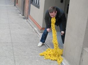 yarn-vomit