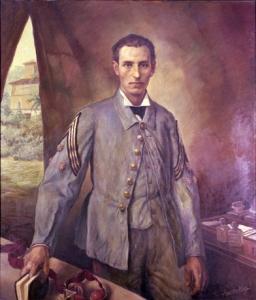 museo-del-ejercito-toledo-retrato-del-capitan-medico-santiago-ramon-y-cajal