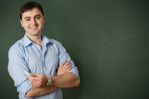 Young-happy-male-teacher