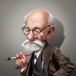 Caricatura-de-Sigmund-Freud-3-red