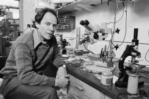 Swedish Neurobiologist Torsten Wiesel