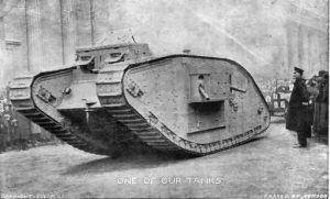 WW1Tank